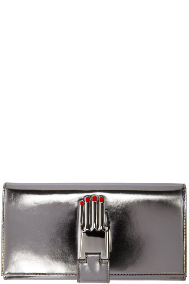 Opening Ceremony - Silver Misha Wallet