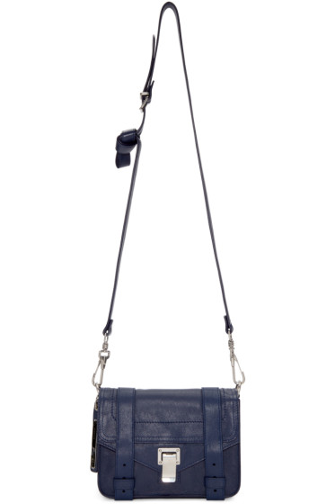 Proenza Schouler - Indigo Mini PS1 Bag