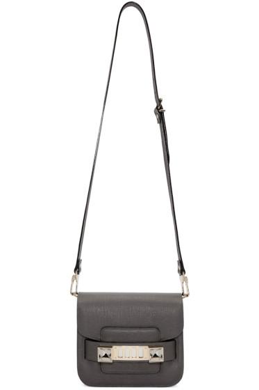 Proenza Schouler - Grey Tiny PS11 Bag
