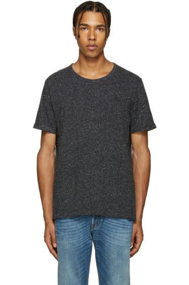 Burberry - Black Millbrook T-Shirt