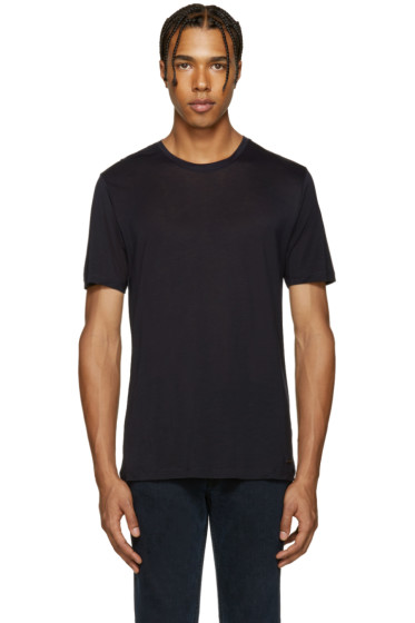 Burberry - Navy Smithurst T-Shirt