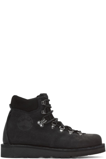 Diemme - Black Nubuck Roccia Boots