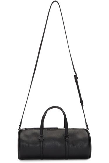 Kara - Black Duffle Bag