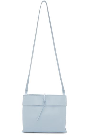 Kara - Blue Tie Bag