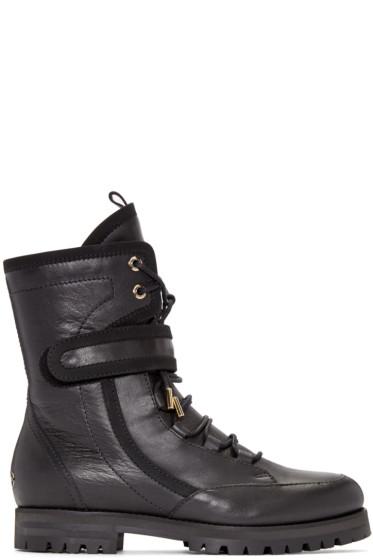Jimmy Choo - Black Decker Boots