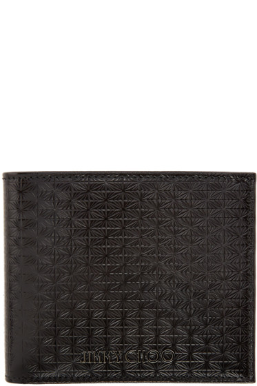 Jimmy Choo - Black Diamond Mark Wallet