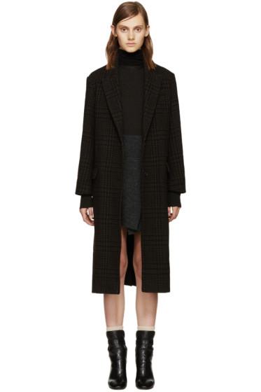 Isabel Marant Etoile - Brown Garth Coat
