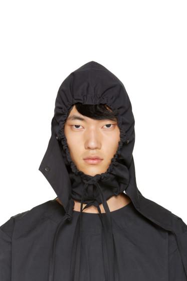 Craig Green - Black Layered Hood