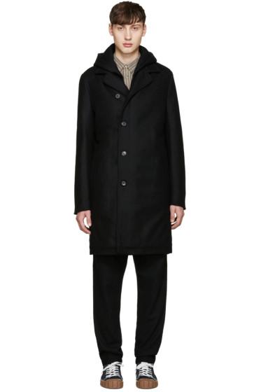 Stephan Schneider - Black Conservation Coat