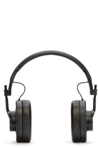 Master & Dynamic - Black MH40 Headphones