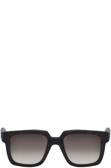 Kuboraum - Black Maske K3 Sunglasses
