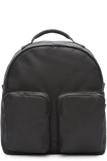 YEEZY Season 1 - Black Nylon Pocket Backpack