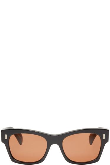 Oliver Peoples The Row - Black Acetate 71st Street Sunglasses