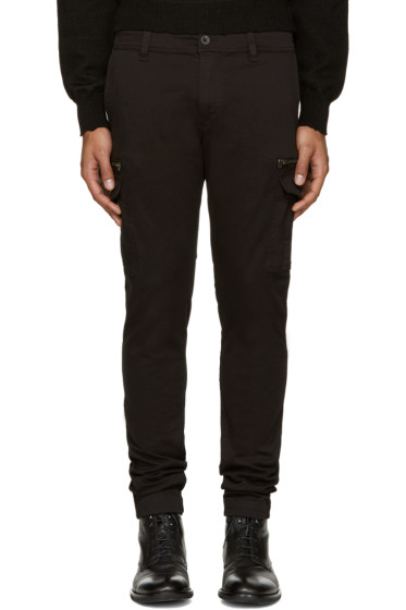 Diesel - Black Chi-Reeves Cargo Pants