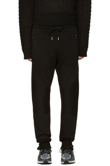Diesel - Black P-Work Lounge Pants