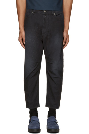 Diesel - Black Narrot-A Trousers