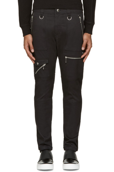 Diesel - Black P-Grundy Trousers