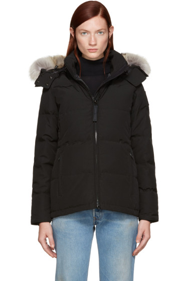 Canada Goose - Black Black Label Collection Chelsea Parka