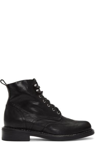 Rag & Bone - Black Cozen Boots