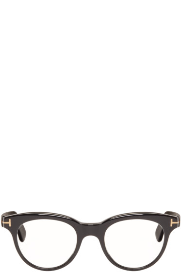 Tom Ford - Black TF5378 Optical Glasses
