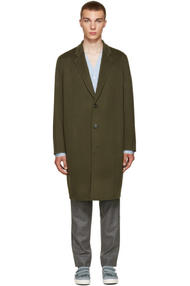 Acne Studios - Green Charles Coat