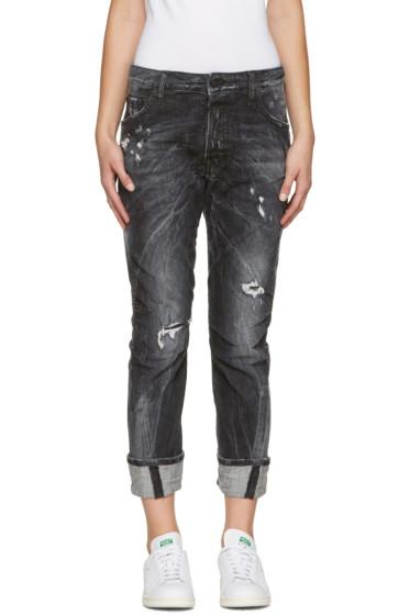 Dsquared2 - Black Workwear Jeans