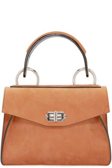 Proenza Schouler - Brown Small Hava Bag