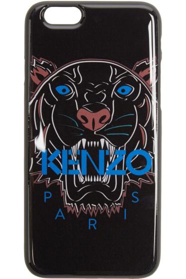 Kenzo - Black Tiger iPhone 6 Case