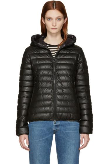 Duvetica - Black Down Messenedue Jacket