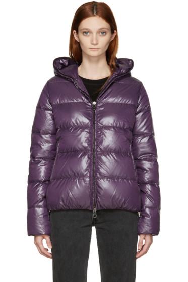 Duvetica - Purple Down Thiacinque Jacket