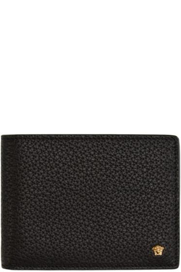 Versace - Black Medusa Wallet