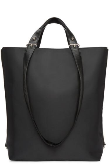 Haerfest - SSENSE Exclusive Black Expandable Tote Bag