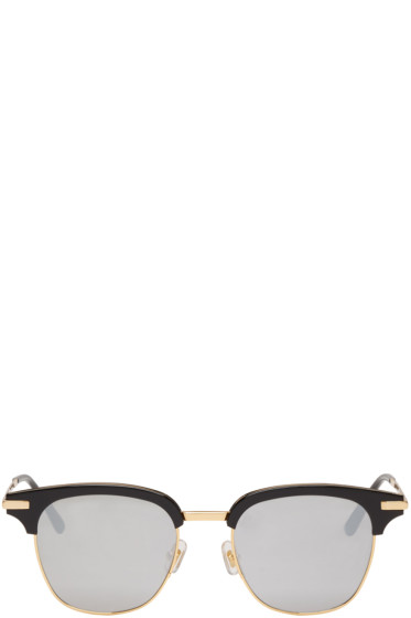 Gentle Monster - Gold Core 612 Sunglasses