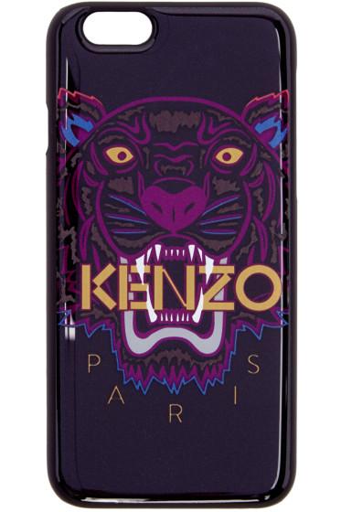 Kenzo - Burgundy Tiger iPhone 6 Case
