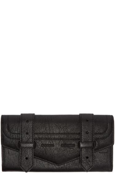 Proenza Schouler - Black PS1 Continental Wallet