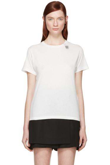Saint Laurent - Off-White Tiger T-Shirt