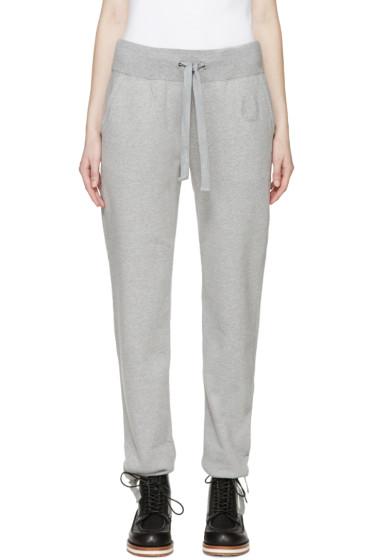 Visvim - Grey College Vintage Lounge Pants