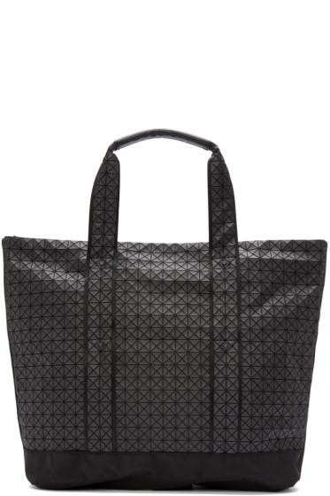 Bao Bao Issey Miyake - Black Geometric Tote Bag