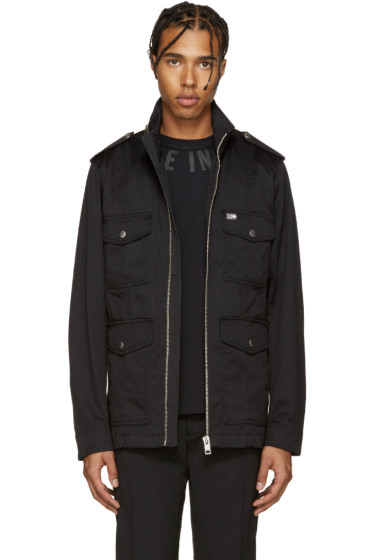 Diesel - Black J-Dirt Jacket