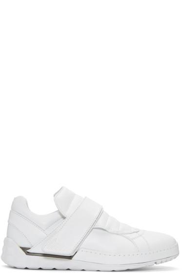 Diesel - White S-Studzzer Sneakers
