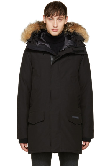 Canada Goose - Black Black Label Collection Parka