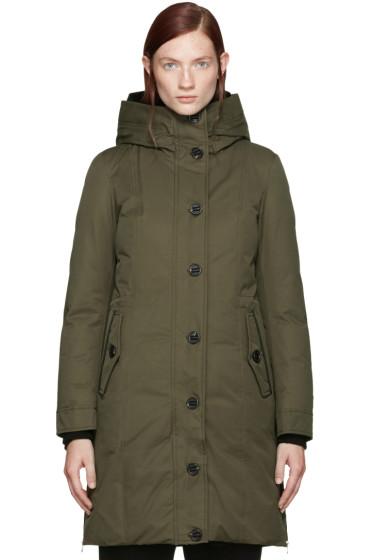 Mackage - Green Down Nimah Coat