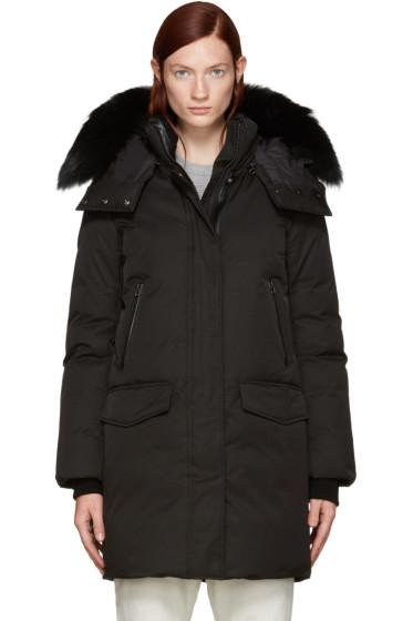 Mackage - Black Down Juana Down Coat