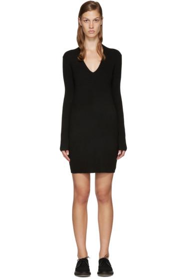Rag & Bone - Black Cashmere Natasha Dress