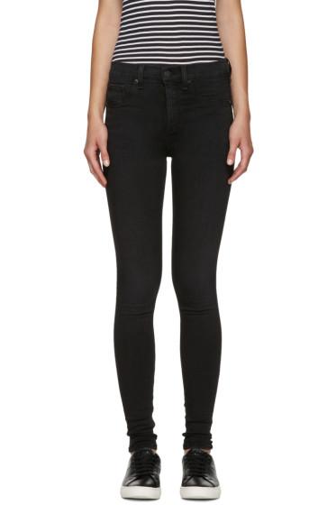 Rag & Bone - Black Skinny Jeans