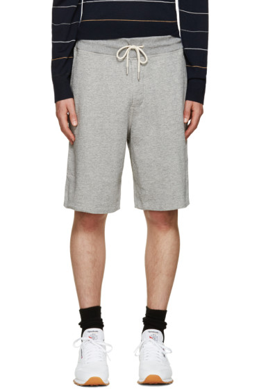 Rag & Bone - Grey Standard Issue Lounge Shorts