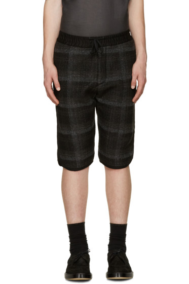 Public School - Black Tryan Shorts