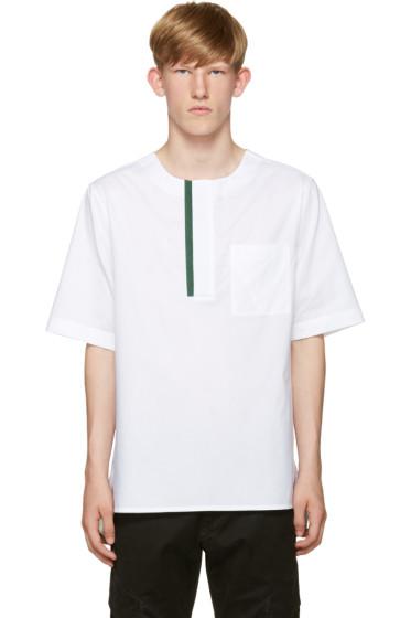 Public School - White Mer T-Shirt