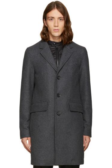 Belstaff - Grey Bradbourne Coat