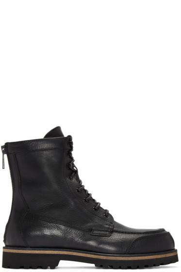 Belstaff - Black Bayswater Boots
